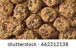 Many Chocolate Chip Cookies...