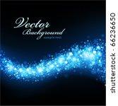 christmas vector background | Shutterstock .eps vector #66236650