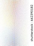 light multicolor abstract... | Shutterstock . vector #662390182