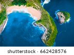 aerial top view background.... | Shutterstock . vector #662428576