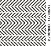 abstract geometric art deco... | Shutterstock .eps vector #662458066