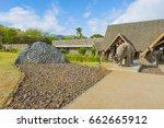 casela adventure park ... | Shutterstock . vector #662665912