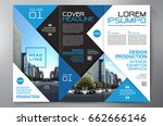 business brochure. flyer design.... | Shutterstock .eps vector #662666146