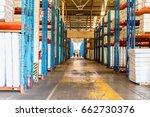 warehouse storage of retail...   Shutterstock . vector #662730376
