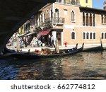 venezia  italy   may 17  2016 ... | Shutterstock . vector #662774812