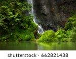 tahiti papenoo valley | Shutterstock . vector #662821438