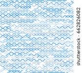 geometric random lines pattern. ...   Shutterstock .eps vector #662826082