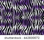 tiger pattern  print  stripes ...   Shutterstock .eps vector #662830072