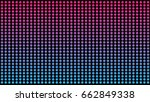 dot rgb background television... | Shutterstock .eps vector #662849338