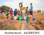lilongwe  malawi   september 04 ... | Shutterstock . vector #662885392