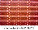 Modern Brick Wall  Red Brick...