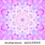 Abstract Background Pink...
