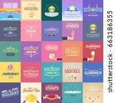 different multicolored website...   Shutterstock .eps vector #663186355