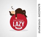 National Lazy Day