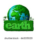 earth   Shutterstock . vector #66335020