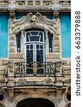 fragments design ancient... | Shutterstock . vector #663379888
