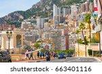 monaco  monte carlo   september ...   Shutterstock . vector #663401116