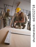 Us Navy Seabees Help Habitat...