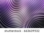 colorful ripple background | Shutterstock . vector #663639532