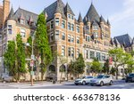 montreal  canada   may 27  2017 ... | Shutterstock . vector #663678136
