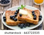 Blueberry French Toast Country...