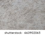 concrete floor white dirty old... | Shutterstock . vector #663902065