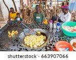 lilongwe  malawi   september 05 ... | Shutterstock . vector #663907066