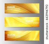 abstract golden vector web...   Shutterstock .eps vector #663946792