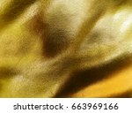 gold abstract background  | Shutterstock . vector #663969166