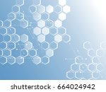 abstract background of... | Shutterstock .eps vector #664024942