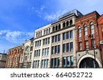 london  uk   architecture at... | Shutterstock . vector #664052722
