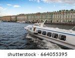 st. petersburg  russia   june... | Shutterstock . vector #664055395