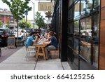 asbury park  nj usa   june 18 ... | Shutterstock . vector #664125256