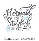 Mermaid Kisses  Starfish Wishe...