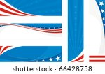 usa banners set | Shutterstock .eps vector #66428758