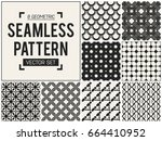abstract concept vector... | Shutterstock .eps vector #664410952