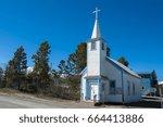 Carcross Church   Alaska