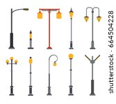 Collection Of Light Posts....