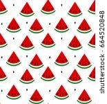 seamless background of...   Shutterstock .eps vector #664520848