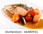 gourmet food | Shutterstock . vector #66480931