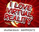 i love virtual reality   comic...