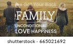 family parentage home love... | Shutterstock . vector #665021692