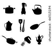 kitchen utensil | Shutterstock .eps vector #66515194