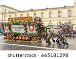 munich  germany  september 18 ...   Shutterstock . vector #665181298