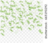 vector illustration. finance... | Shutterstock .eps vector #665193292
