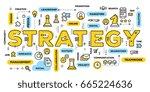 vector creative illustration of ...   Shutterstock .eps vector #665224636