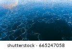 icy sea in helsinki lauttasaari | Shutterstock . vector #665247058