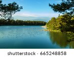 the archipelago sea is finland... | Shutterstock . vector #665248858