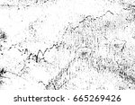 metal texture with scratches... | Shutterstock . vector #665269426