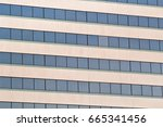 office building detail | Shutterstock . vector #665341456